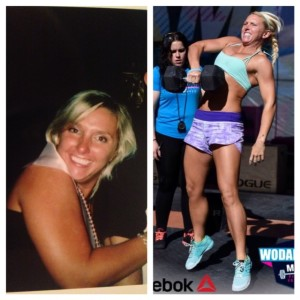fat girl to crossfit